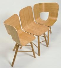 Colé Italian Design Label: Tria Simple e Tria Wood.