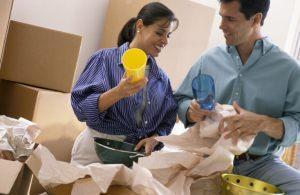 Imballaggio degli oggetti fragili