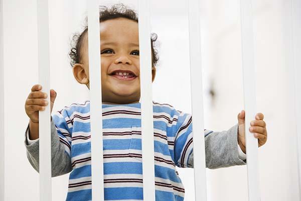 cancelletto di sicurezza per bambino