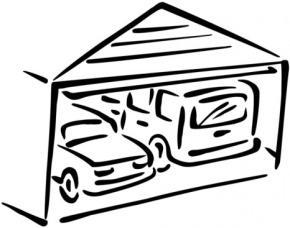 garage per auto