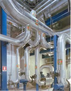 Milano Famagosta: impianto di cogenerazione.