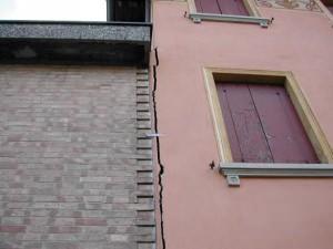 Crepe strutturali casa