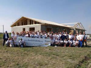Foto collegata alla iniziativa di Habitat for Humanity