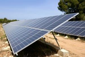 impianto fotovoltaico a terra