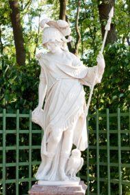 Statua di Minerva