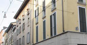 facciata edificio storico