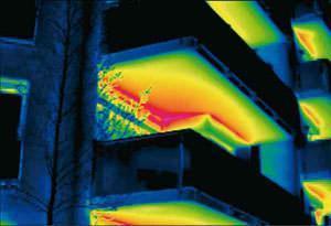 termografia: ponti termici