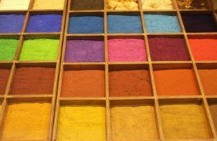 colori e tinte naturali