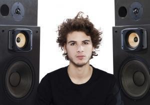 diffusori e punto di ascolto