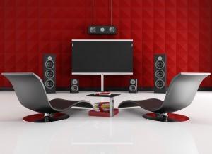 Ambiente per l 39 impianto stereo - Impianto stereo per casa ...