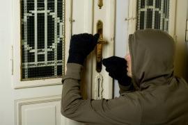 intrusione di un ladro