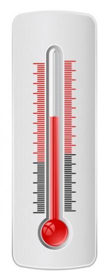 temperatura acqua sanitaria 40°C