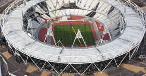 Londra 2012, Olympic Stadium
