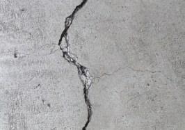 crepa cemento armato