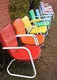 Sedie colorate