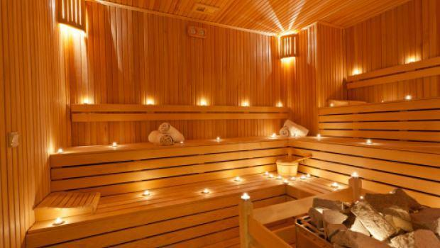 Installare una sauna