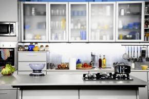 Utensili presenti in cucina