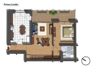 Quartiere le albere a trento for Appartamenti trento