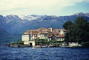casa vacanze al lago