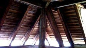 Sabbiatura elementi in legno