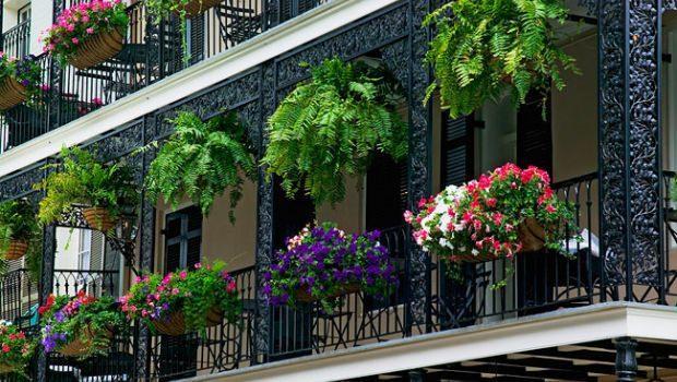 Fioriera da balcone for Cassapanca da balcone