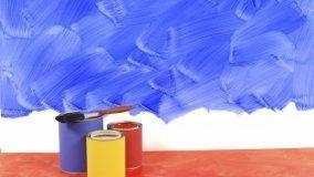 Pittura a calce, acrilica e a base di caseina