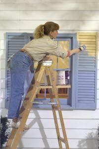 Dipingere legno