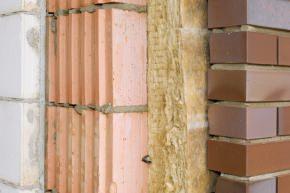 spessore parete per isolamento termico