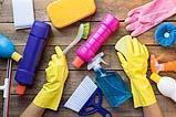 Attrezzi per la pulizia della casa
