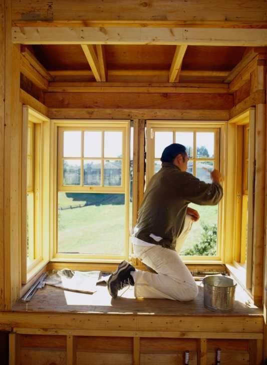 Restauro finestre in legno