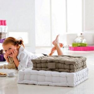 arredare con i cuscini: La Redoute
