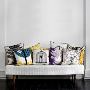 arredare con i cuscini: ferm living
