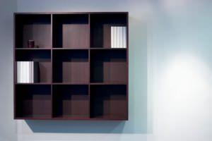 sistema modulare per i libri