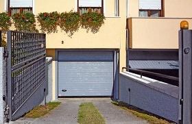 Dispositivi di chiusura per box e garage - Garage sotterraneo ...