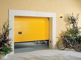 Porta sezionale per garage Ballan