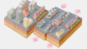 Studio geologico e effetti del sisma