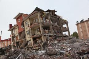 effetti reali di un evento sismico