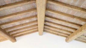 Elementi strutturali in legno massiccio