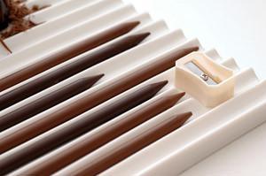 matite di cioccolato, Nendo