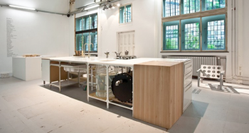 Intrastructures: Cyclical kitchen
