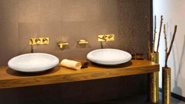 posizionamento altezza lavabi