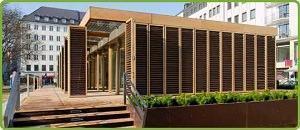 Edificio intelligente ed ecosostenibile: Wago, Energiehaus.