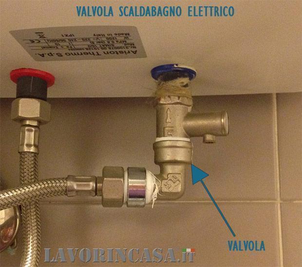 Manutenzione dello scaldabagno - Montaggio scaldabagno elettrico ...
