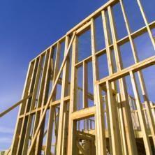 struttura casa legno