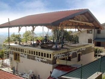 Come sollevare un tetto - Alzare tetto casa ...