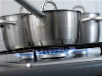 Piani cottura a Gas: una classica situazione domestica