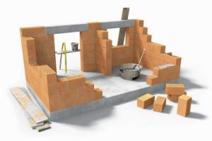 costruire in laterizio