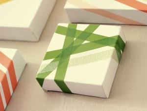 washi tape per pacchetti e regali