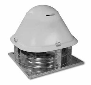 Flakt Woods: ventilatore estrazione fumi a torrino TCDH F400