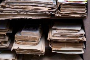 archivi di documenti presso pubblici uffici